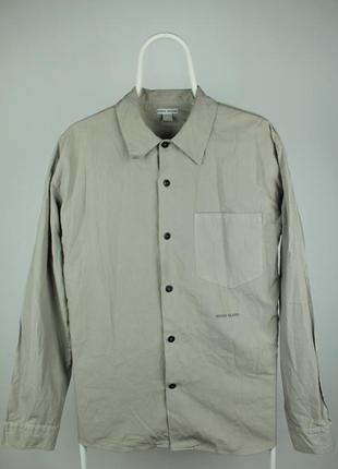 Оригинальная качественная рубашка stone island cargo shirt