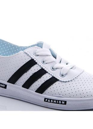 Fashion белые  летние детские кеды кроссовки сникерсы