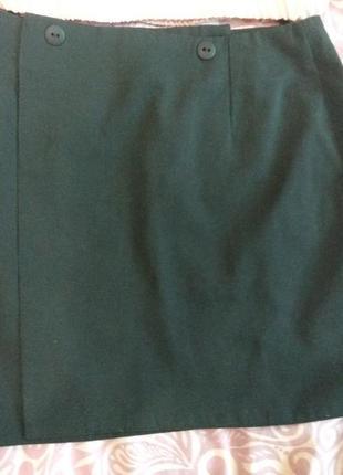 Классная юбка на запах