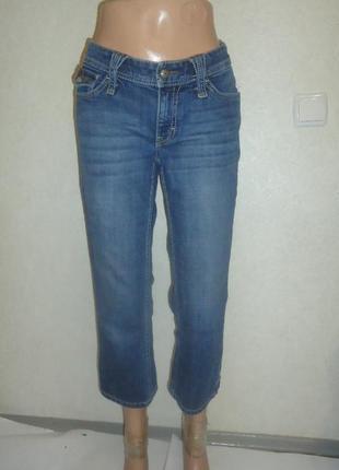 Укороченные джинсы esprit