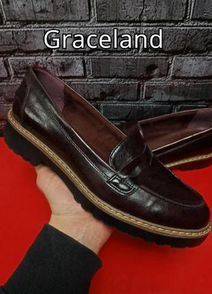 bf65f7c1f Женские лоферы Graceland 2019 - купить недорого вещи в интернет ...