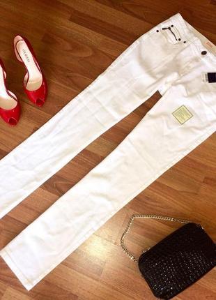 Класні білосніжні джинси від next!