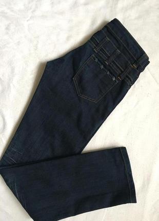 Супер джинсы жен зауженные стреч раз m (46)
