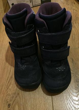 Зимние ботинки ecco2 фото