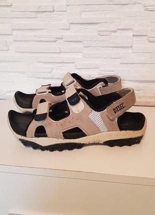 Мужские босоножки сандалии diesel