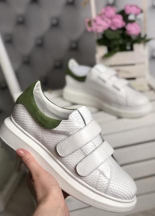 Супер кроссовки, фирменные, roberta della croce40p1 фото