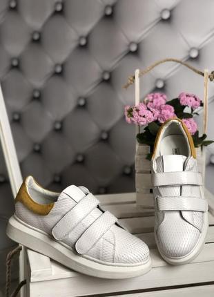 Супер кроссовки, фирменные, roberta della croce40p4 фото