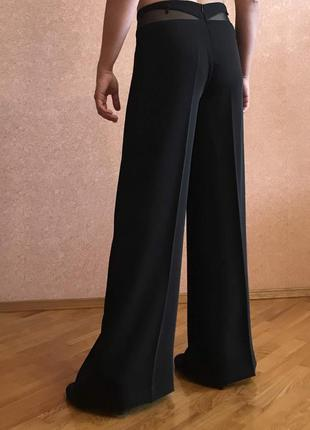 Черные классические штаны (брюки) идеальные!