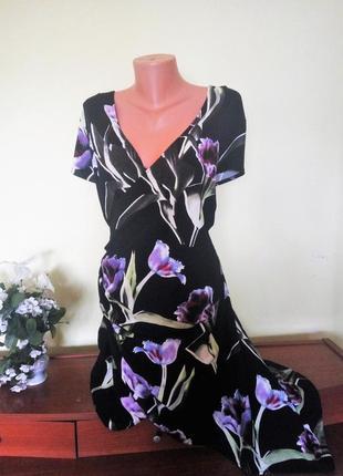 8622075e5bc Очень красивое платье большого размера короткое спереди и длинное сзади