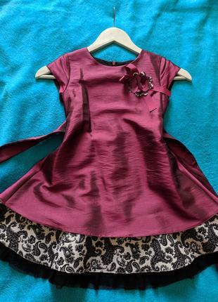 Супер платье для ваших модниц