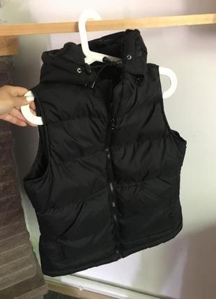 Стильная женская жилетка,размер s-m3 фото