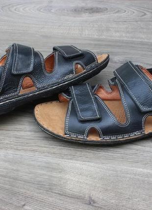 Сандалии softwalk оригинал натур. кожа 44 размер