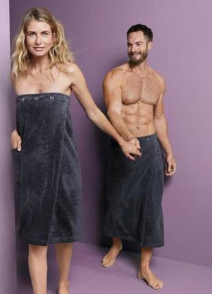 Универсальное спа полотенце