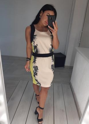 Платье прямой крой 👜