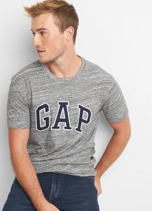 Футболка мужская размер xs m l gap оригинал футболки мужские хлопок