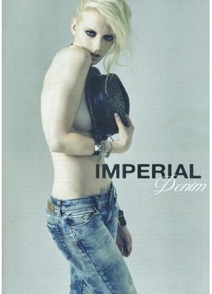 Джинсы imperial размер 27