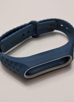Новый браслет ремешок резиновый для наручных часов xiaomi mi band 2  сменный спортивный