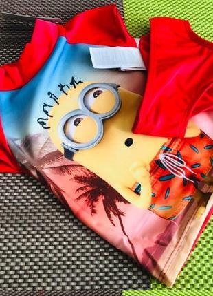 Комплект для купания (плавки+футболка) lidl германия2 фото