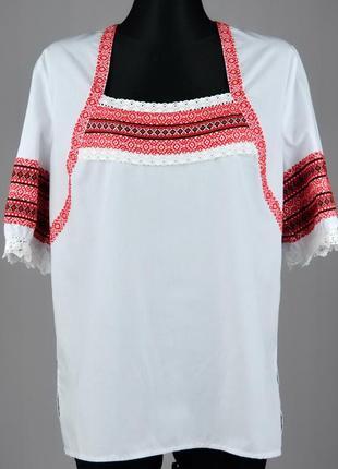 Вишиванка блуза жіноча