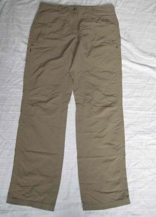 Icepeak (s/38) треккинговые штаны трансформеры женские