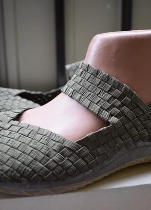 Летние туфли мокасины босоножки сандали р.40 26 см