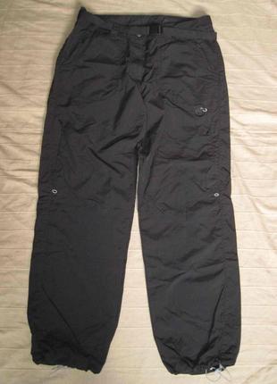 Mammut (m) треккинговые штаны трансформеры женские