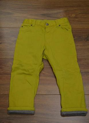 Модные джинсы h&m