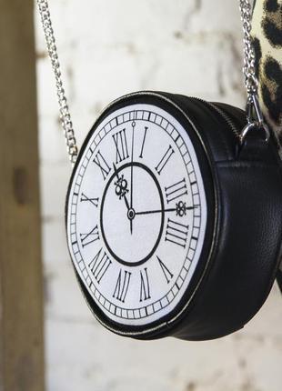 Оригинальная круглая сумка