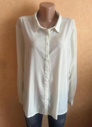 Большой выбор блуз рубашек/ белая блуза с оригинальной спинкой