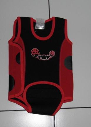 Водный детский гидрокостюм костюм -twf 6-12 мес.- новое- 2шт.