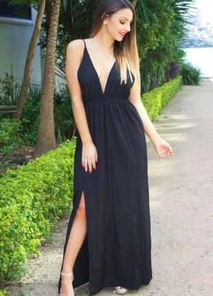 c7d2b23010087c4 Эксклюзивное шифоновое платье в пол, цена - 300 грн, #23303132 ...