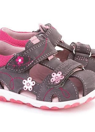 Босоножки сандалии superfit 25р,ст 15,5см.мега выбор обуви и одежды!
