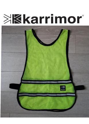 Светоотражающий жилет karrimor run