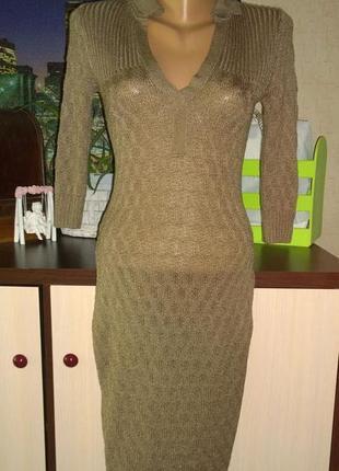 Платье поло topshop