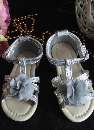 Нарядные босоножки young dimension.мега выбор обуви и одежды!