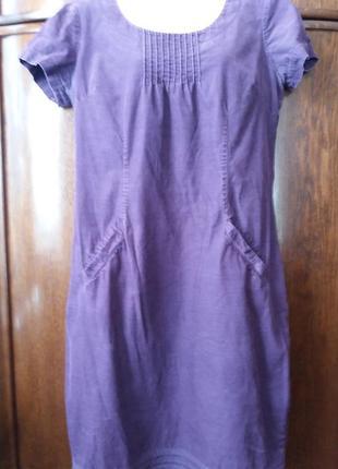 Вельветовое платье-12р    распродажа