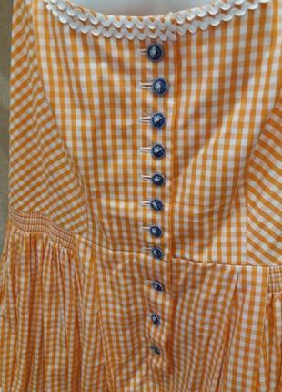 Платье- сарафан в пол- бренд-sportalm---16 18р aвстрия8 фото
