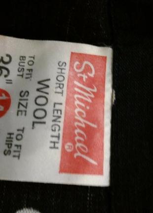 Платье-st.michael--10 12р шерсть распродажа8 фото