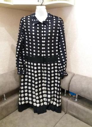Платье-st.michael--10 12р шерсть распродажа