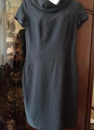 Платье-футляр-бренд--s.oliwer--12-14р