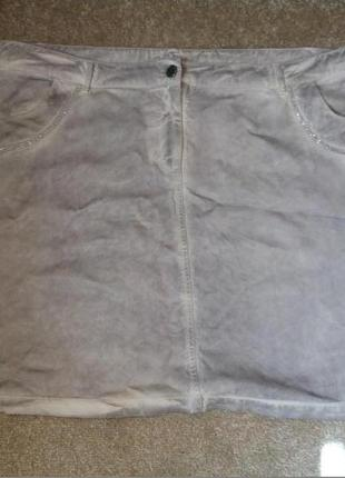 Юбка имитация варенки бренд-benoti-16 18р распродажа