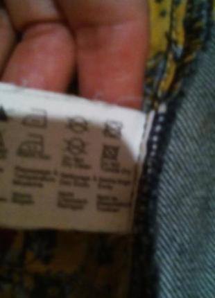 Джинсовая юбка-esprit-36р распродажа5 фото