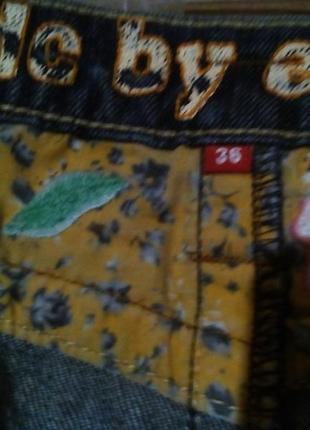 Джинсовая юбка-esprit-36р распродажа6 фото