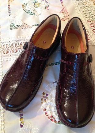 Туфли-кожа