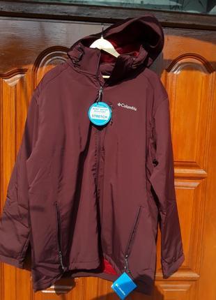 Брендова фірмова куртка columbia , оригінал, розмір xxl.