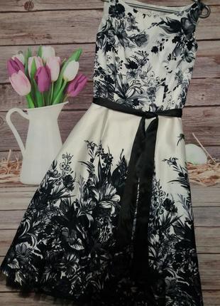 Очень красивое платье хлопок