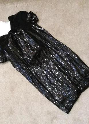 Коктельное  платье- с открытой спиной--бренд-morgan-m