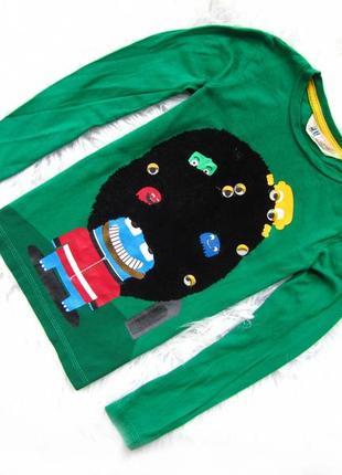 Стильный кофта h&m свитшот  новогодний свитер новый год