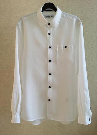 3e29560cdfb Льняные мужские рубашки 2019 - купить недорого мужские вещи в ...