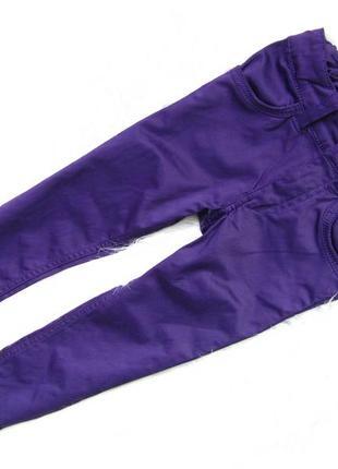 Крутые атласные  штаны брюки h&m